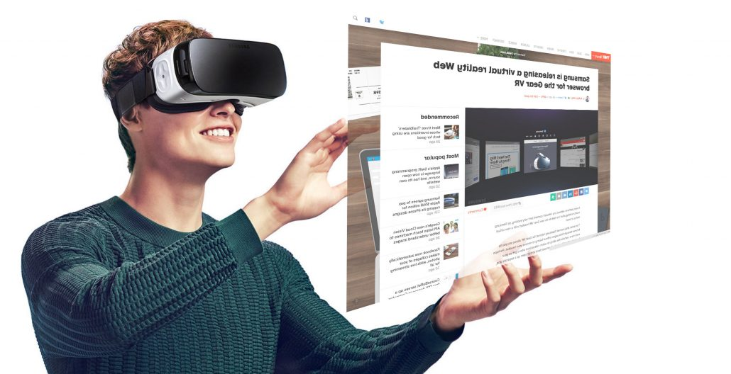 VR - Entertainment or an opportunity